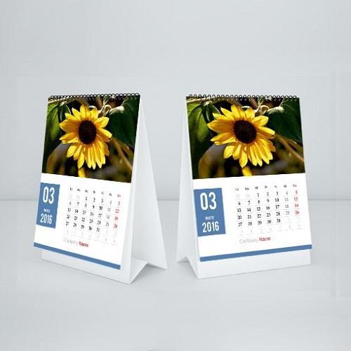 Calendar de birou 130 x 180mm