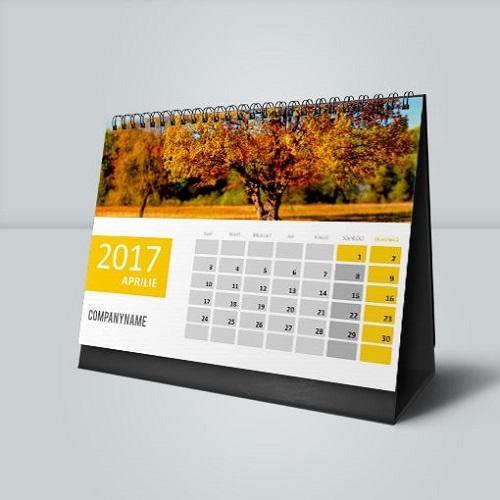 Calendar de birou 200x170
